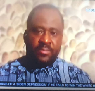 Desmond Elliot almost breaks down in tears as he reflects on the wanton destruction of properties he witnessed after taking a tour of his constituency (video)