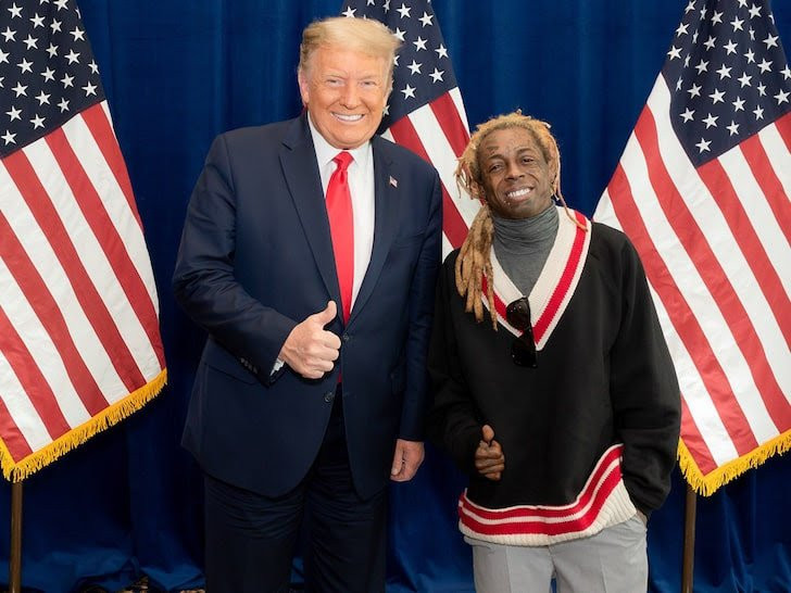 50 Cent reacts to Lil Wayne endorsing Donald Trump