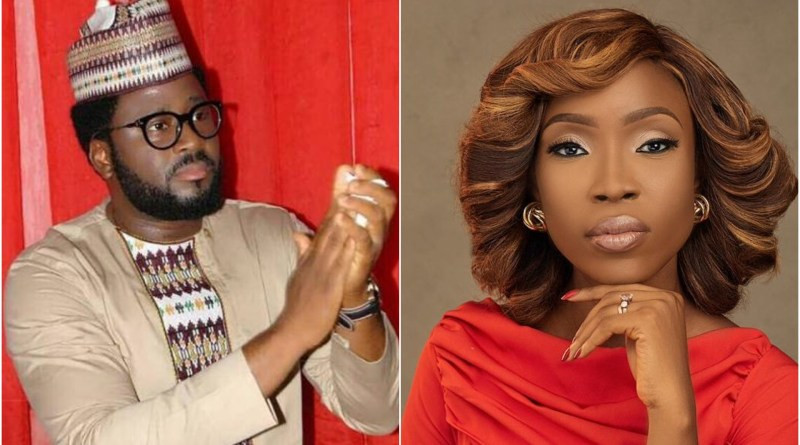 None of you pretended to be on the side of the people that voted you into office - Actress Kemi Lala Akindoju calls out Desmond Elliot and other Lagos lawmakers lindaikejisblog