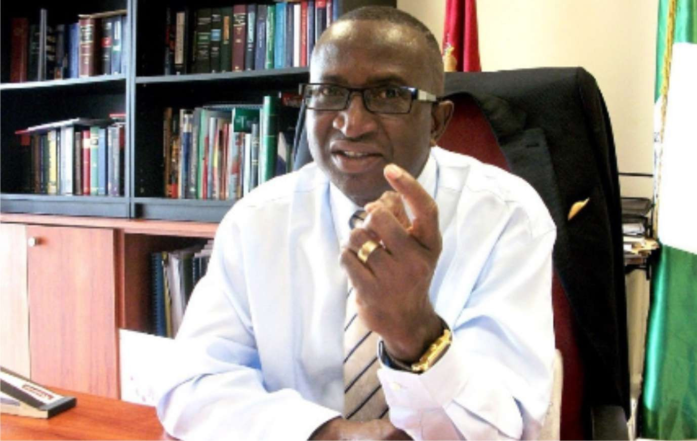 Return my late father?s judges robes ? Ndoma-Egba begs mob who looted his house