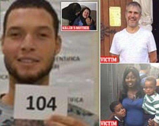 Photos of smiling Tunisian terrorist on the day he arrived Italy and the victims he killed in a church in France