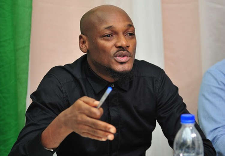 If you were responsible, you would have safeguarded apps developed by Nigerians - 2Face slams Nigerian government over proposed regulation of social media (video)