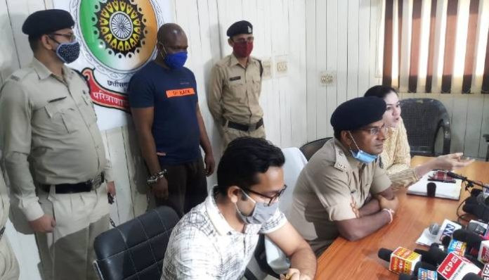 38-year-old Nigerian man arrested in India for allegedly supplying cocaine, MDMA drugs to peddlers