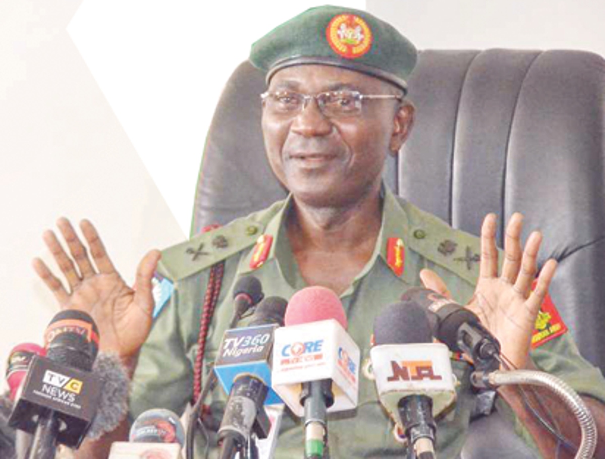 Soldiers didn?t kill four people and dump their bodies inside pond in Jos ? DHQ