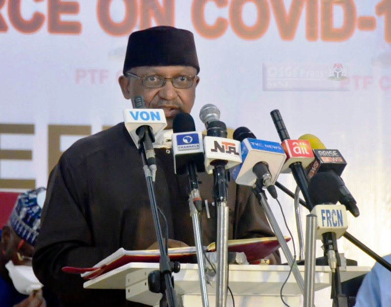 Nigeria?s second wave of COVID19 is imminent - Health minister, Osagie Ehanire, warns