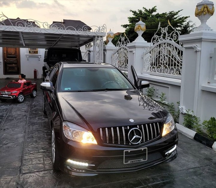 Ehi Ogbebor gifts her Personal Assistant a Mercedes Benz