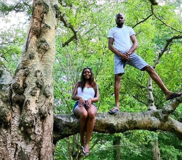 """""""To the beauty that tamed the beast"""" Rapper Ikechukwu celebrates his woman on her birthday"""