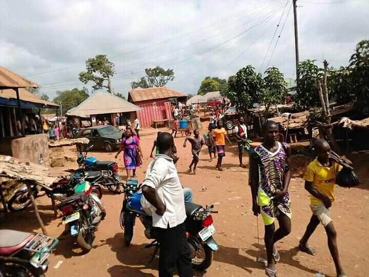 "Angry youths protest over mysterious ""disappearance of manhood"" in Benue community"
