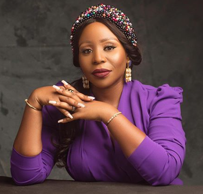You can outsource the planning of your wedding but not your marriage- media gal, Toyosi Phillips-Effiong advises intending couples as she celebrates 3rd tradversary