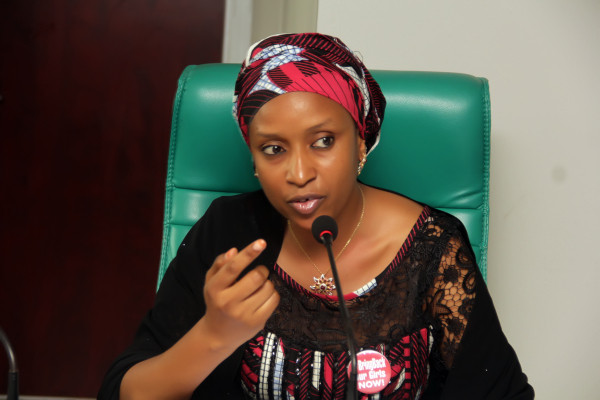 Our critical documents are safe - NPA MD, Hadiza Bala-Usman speaks on attack at agency