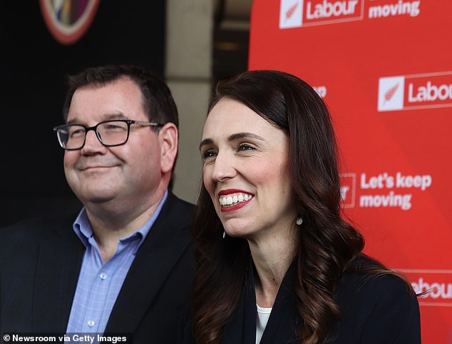 New Zealand PM, Jacinda Ardern appoints country