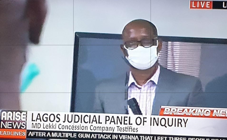 Lekki shootings: LCC submits footage to Lagos state judicial panel