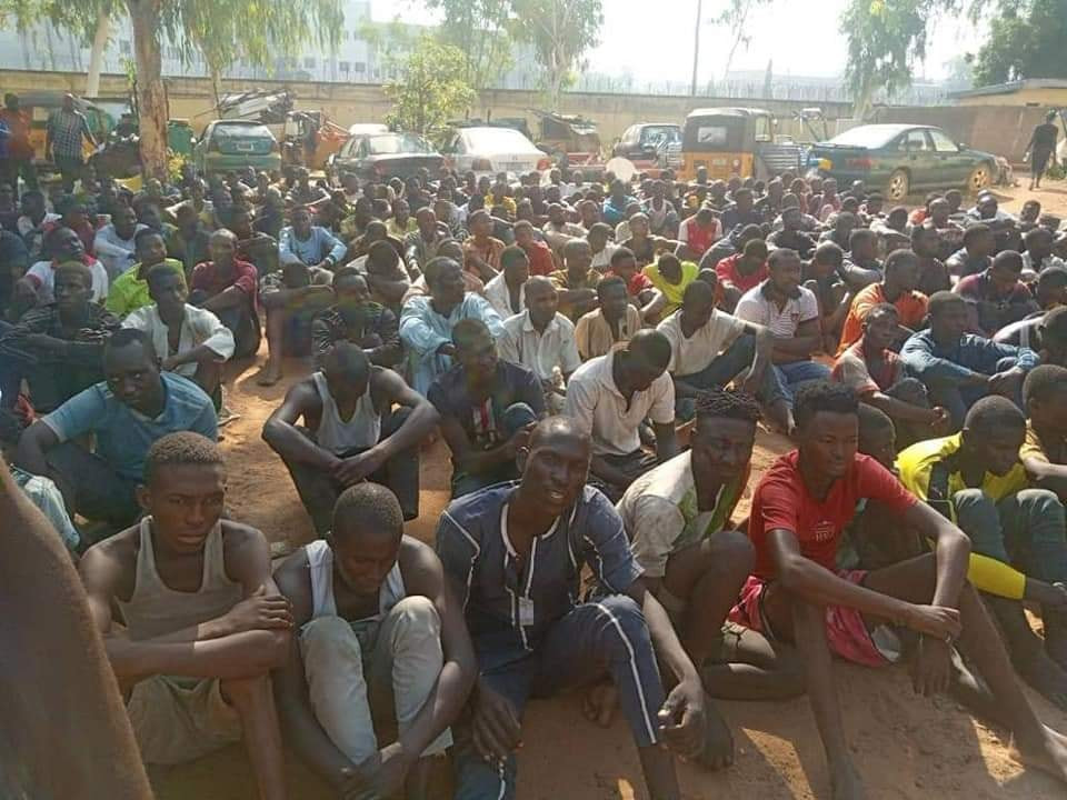 Over 160 suspected looters to be arraigned in Adamawa courts