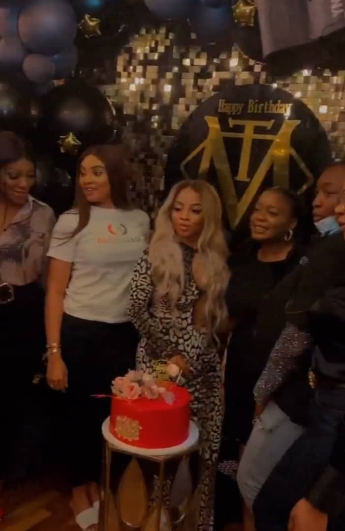 Photos and video from Toke Makinwa