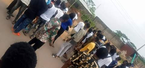 Ogun institute students
