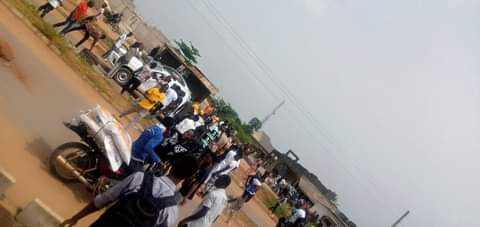 Ogun institute students protest over schoolmate