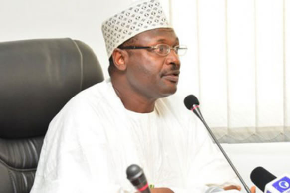 Electronic voting may be introduced in Anambra election next year - INEC Chairman lindaikejisblog