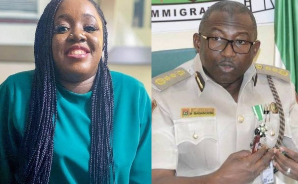 Who ordered the seizure of my passport - #EndSARS frontliner, Moe Odele fires back at Immigration lindaikejisblog