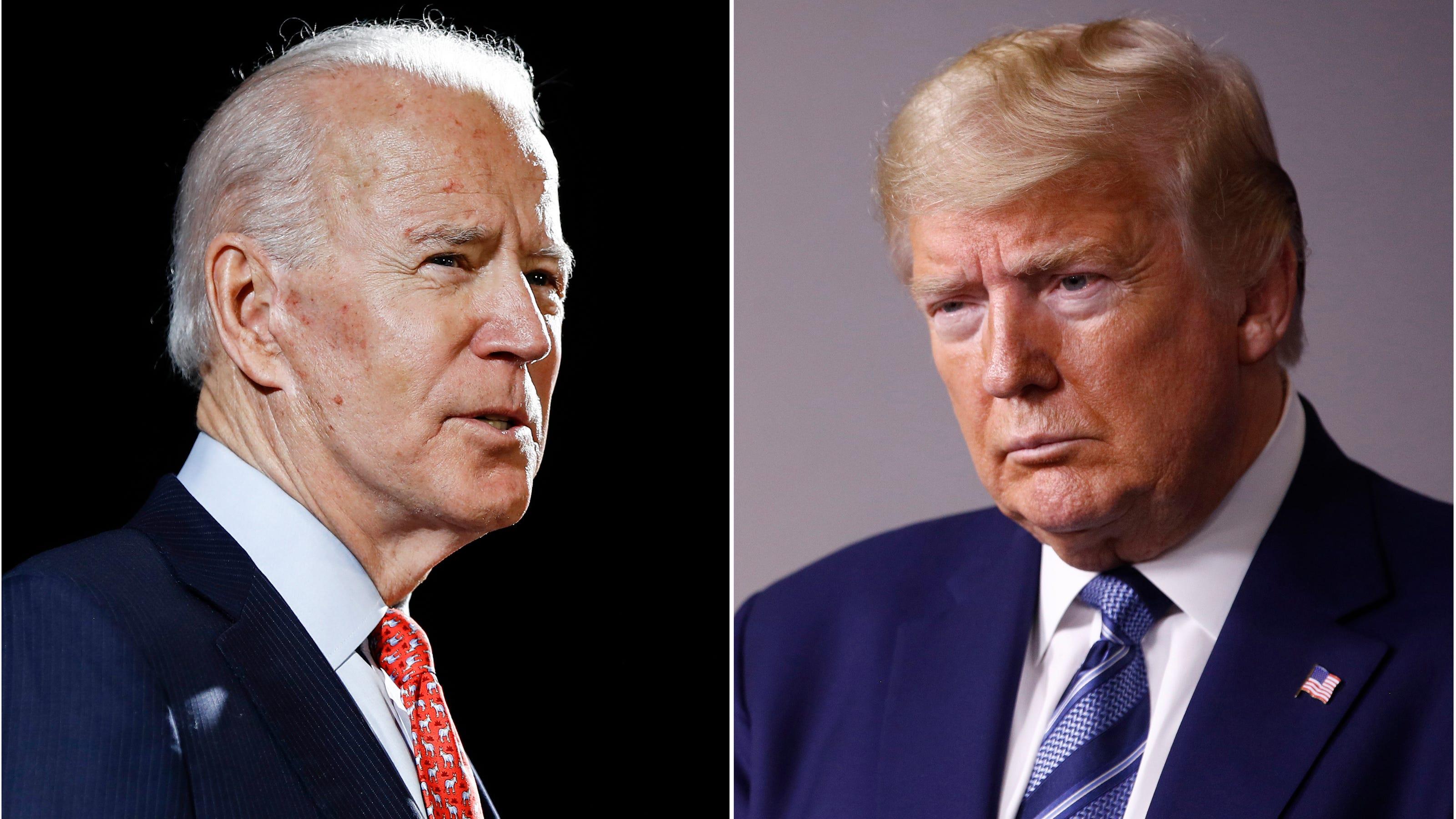 Breaking: Biden overtakes Trump in Georgia