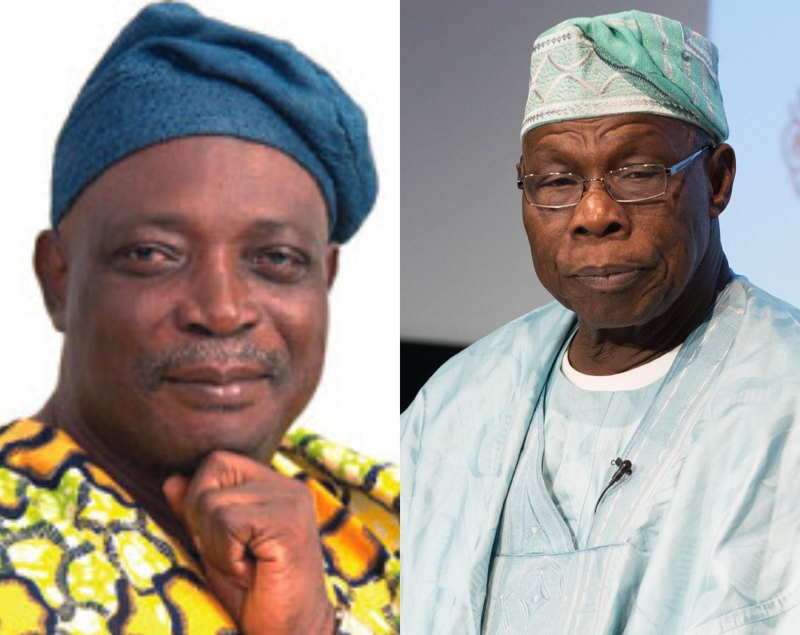 Obasanjo?s claim on my impeachment untrue ? Ladoja lindaikejisblog