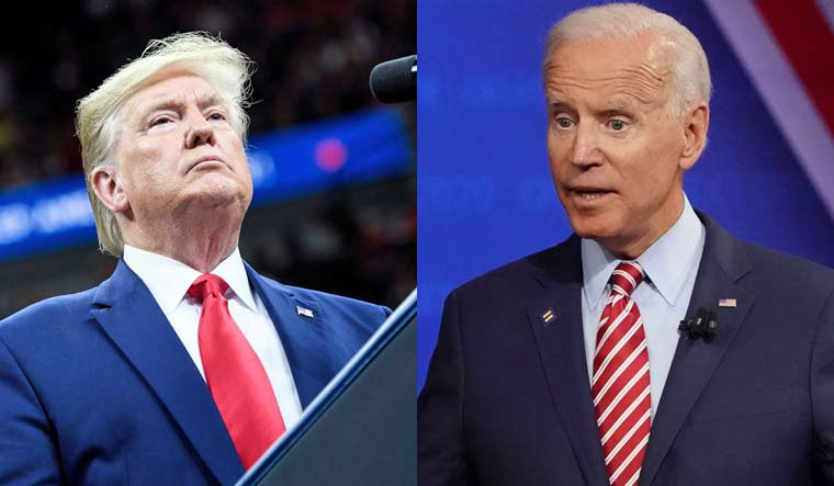 Biden should not wrongfully claim the office of the President - Donald Trump warns lindaikejisblog