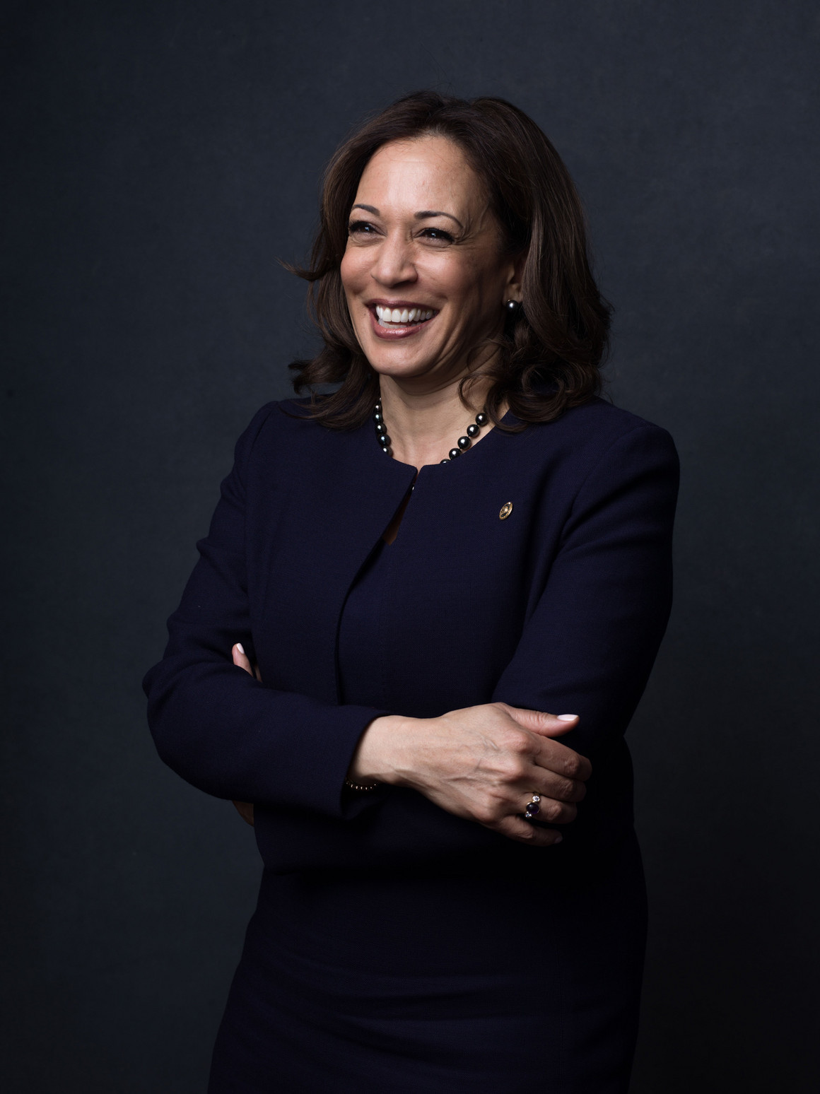 Kamala Harris reacts after making history as the first woman and black person to be named vice president-elect; calls Joe biden to congratulate him (videos)