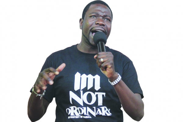 Drama as churchgoers demand their money back from Prophet Walter Magaya lindaikejisblog