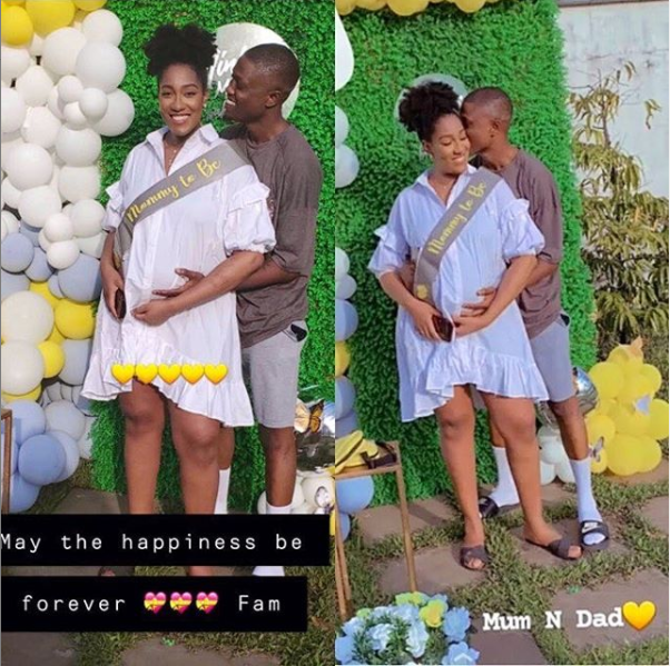 Rapper Vector expecting a baby with his girlfriend