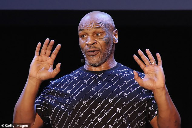 Boxing legend, Mike Tyson reveals how he used a fake penis to pass drugs test during his prime