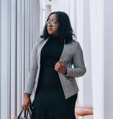 #EndSARS promoter, Modupe Odele finally picks up her passport