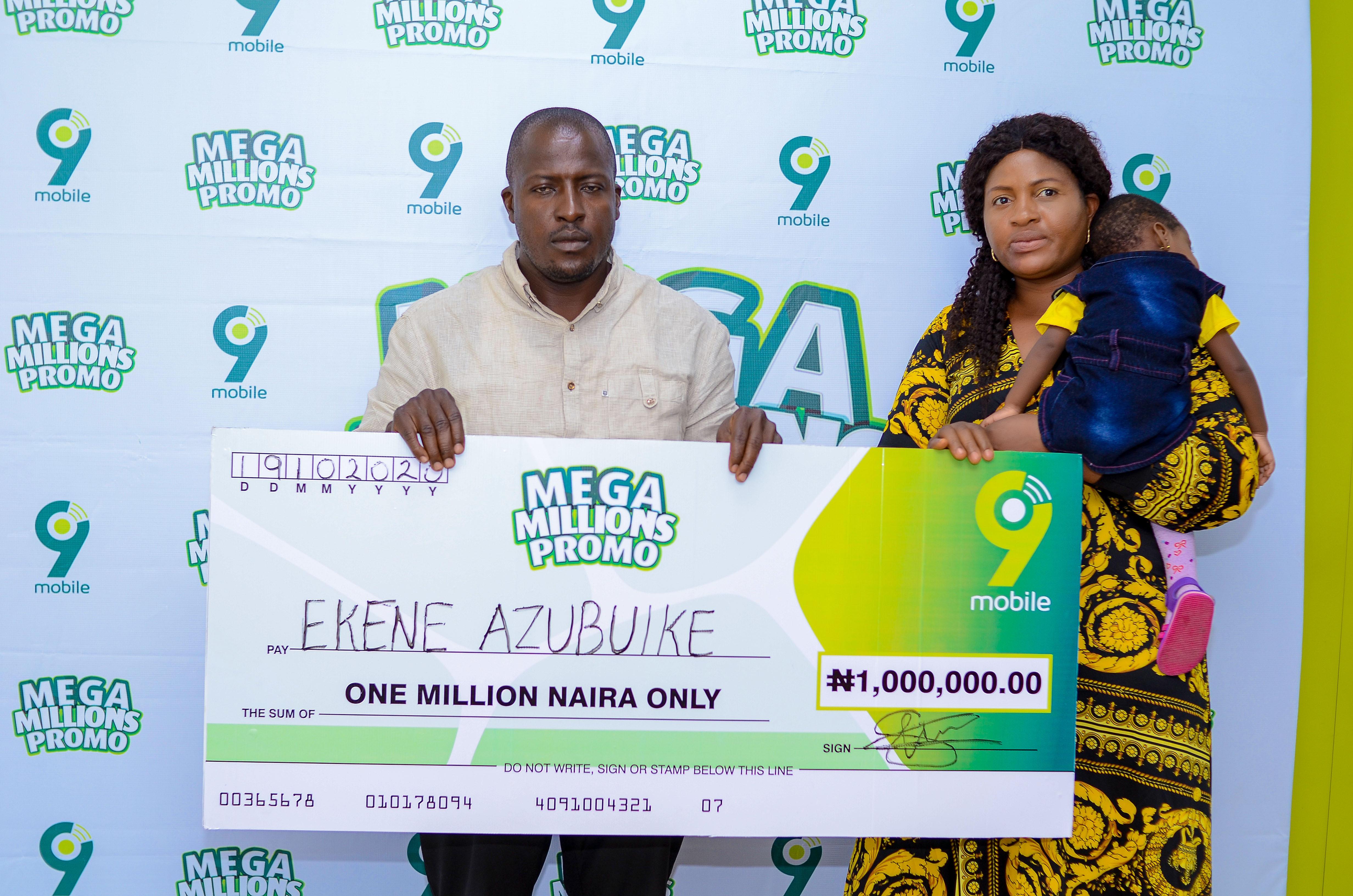 Clock ticking with 26 million Naira left to be won in ongoing 9mobile Mega Millions Promo lindaikejisblog1