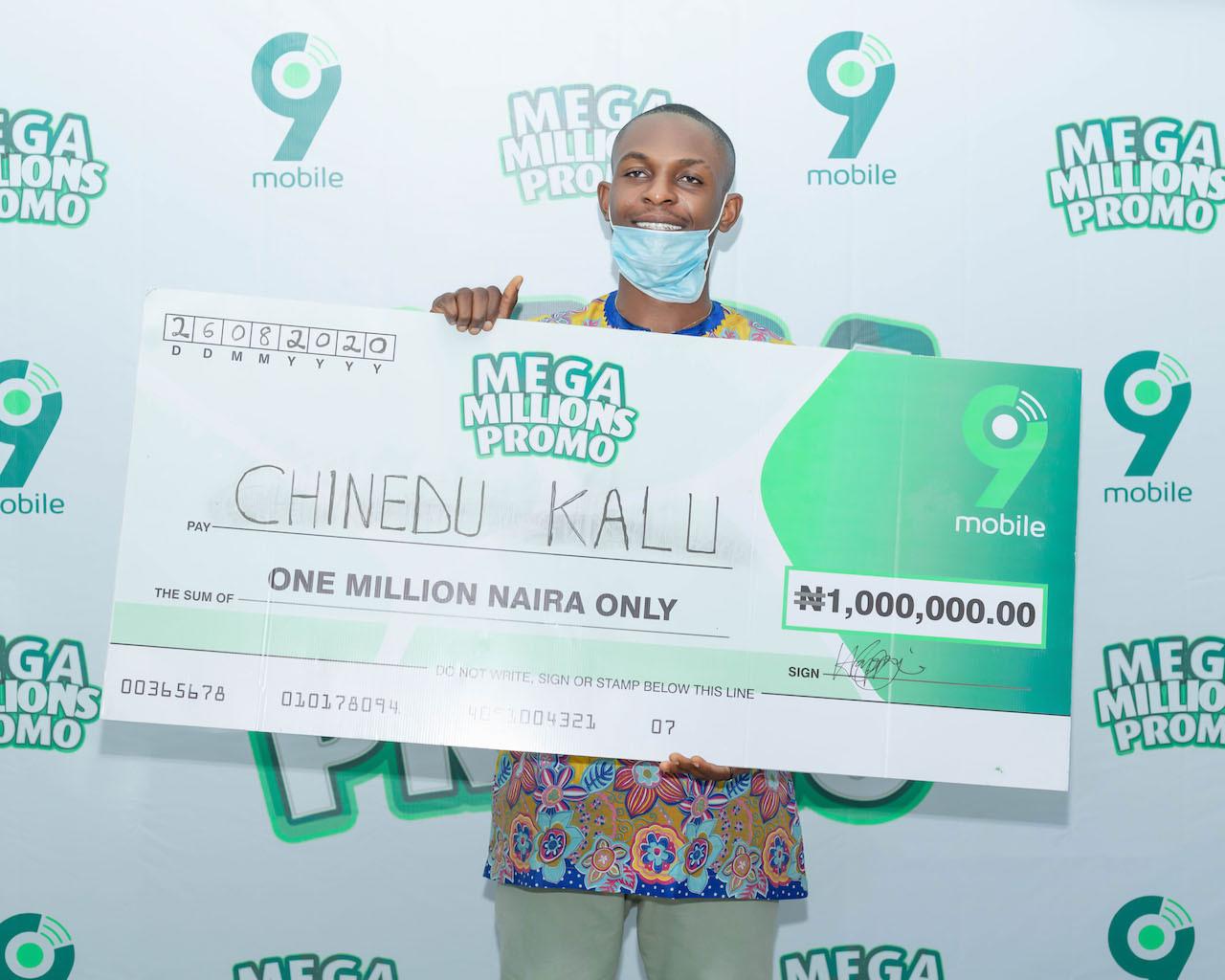 Clock ticking with 26 million Naira left to be won in ongoing 9mobile Mega Millions Promo lindaikejisblog5