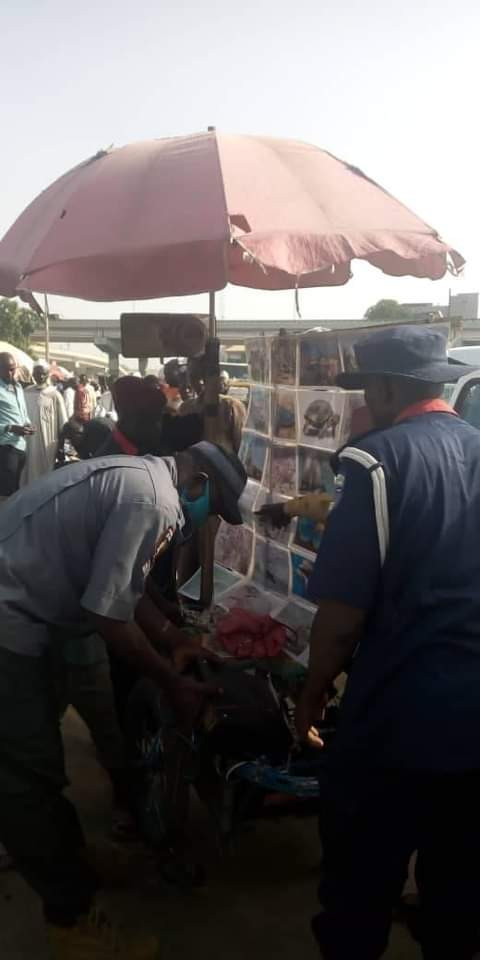 Kano State Govt arrests 30 herbal medicine hawkers for allegedly using vulgar words to advertise their products