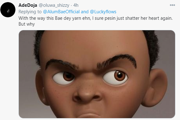 Twitter users react after Nigerian lady tweeted
