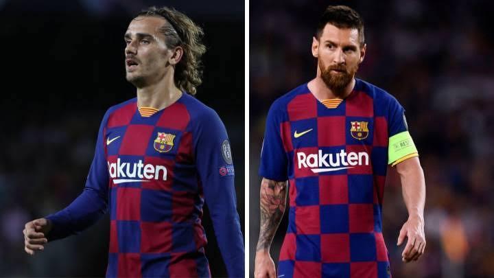 ?Lionel Messi?s attitude towards Griezmann is deplorable? ? Griezmann