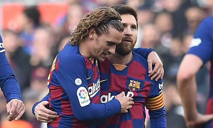 ?Lionel Messi?s attitude towards Griezmann is deplorable? ? Griezmann