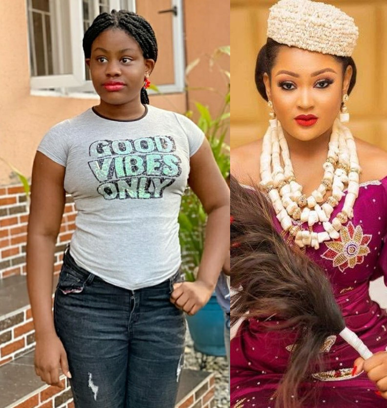 Actress Uche Elendu recounts near-death experience as she celebrates her daughter on her birthday