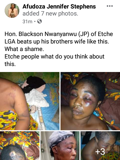 Rivers Councilor and his siblings accused of assaulting their brother
