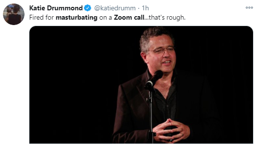 The New Yorker fires writer Jeffrey Toobin after he masturbated on a Zoom call thinking he was muted and his camera was off