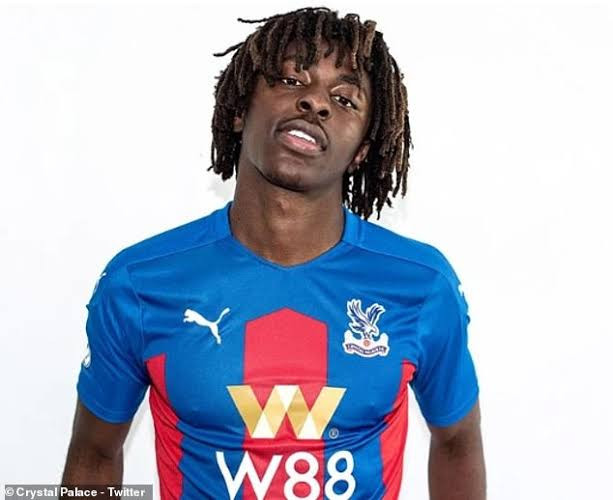 """""""Arsenal rejecting me made me doubt i would make it in football"""" - Crystal Palace star Eberechi Eze"""