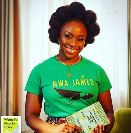 Chimamanda Ngozi Adichie wins ?Winner of Winners? book award