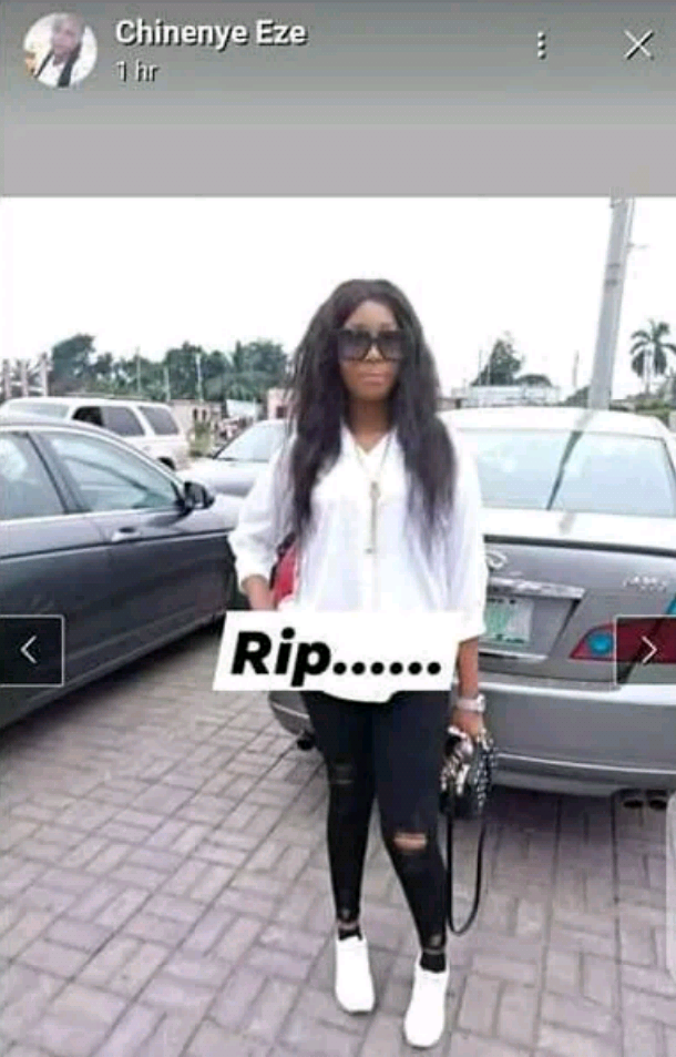"Update: ""It will never be well with whoever did this to you"" - Friends, former classmates mourn young lady allegedly murdered and dumped inside gutter in Anambra"