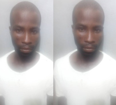 Man allegedly kills and buries his girlfriend in Lagos