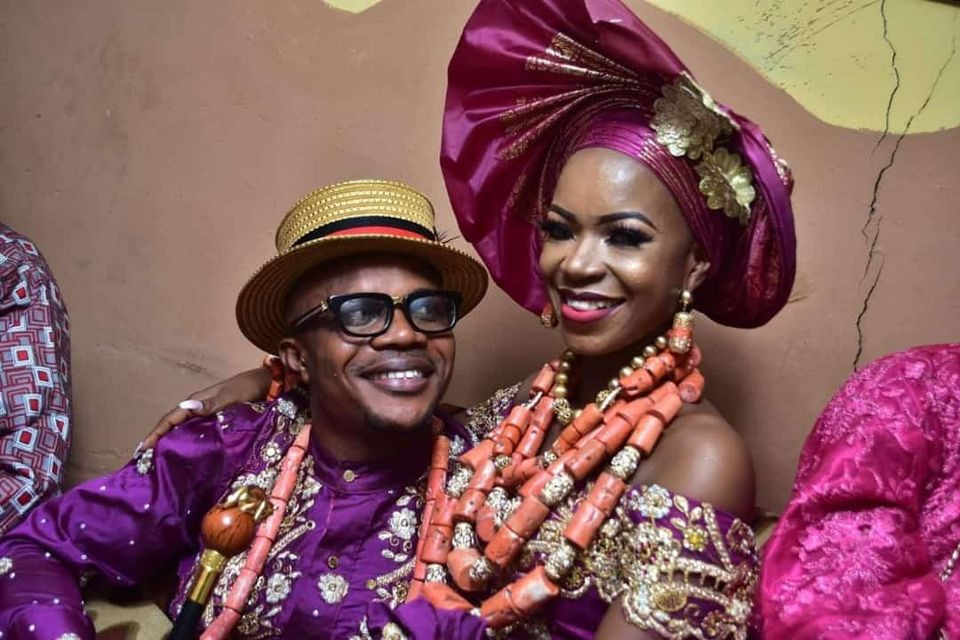 ?May God give you a better man than me? Nigerian man sends warm wishes to his ex-wife on her birthday