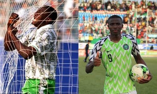 """Filling Rashidi Yekini?s Super Eagles shoes will be heavy but achievable"" - Victor Osimhen"