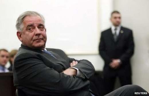 Former Croatian Prime Minister, Ivo Sanader jailed for running embezzlement network