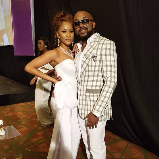 Banky W and Adesua Etomi-Wellington tease each other sexually with Bible verses