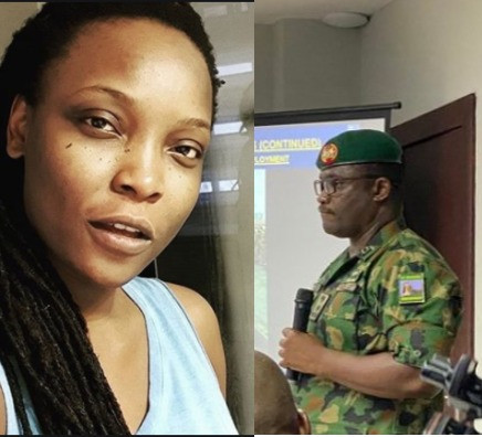 Nigerian Army denies reports of searching for DJ Switch, says