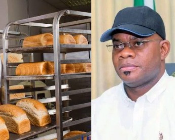 Governor Yahaya Bello vehemently denies approving new levy on bread in the state