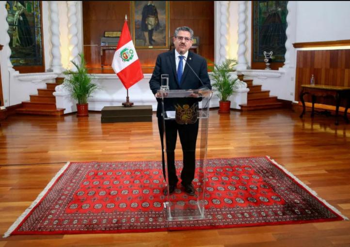 Update: Peru